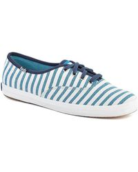 Keds - Cabana Women's Shoes (trainers) In Blue - Lyst