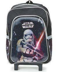 Disney - Trolley Star Wars Galaxy Sac A Dos Girls's Children's Rucksack In Black - Lyst