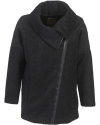 Bench - Secure Women's Coat In Black - Lyst