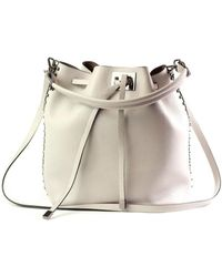 Toscanio - A201 Women's Handbags In Grey - Lyst