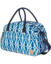 Rip Curl - Beach Bazaar Gym Bag Ltrdr4 Women's Travel Bag In Blue - Lyst