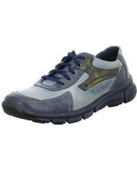 Krisbut - 497611 Men's Shoes (trainers) In Blue - Lyst