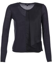Armani Jeans - Jaudo Women's Jumper In Blue - Lyst