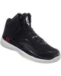 Adidas derrick rose dominare iv scarpe da basket centro di borgogna