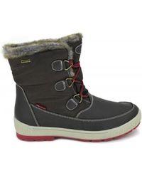 779778654a48f Skechers - Woodland Women ́s Boots Waterproof 48647 Women s Mid Boots In  Brown - Lyst