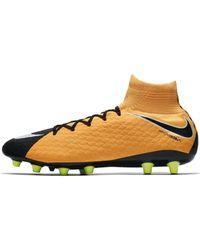 aba97f9a9d5d Nike Hypervenom Phatal Fg Men s Football Boots In Red in Red for Men ...