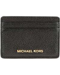 Michael Kors - Money Pieces Card Holder - Lyst
