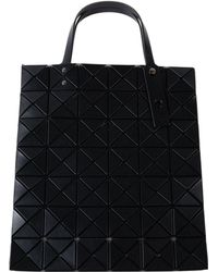 Lyst - Bao Bao Issey Miyake Lucent Matte Tote in Gray 88276e78e49c1