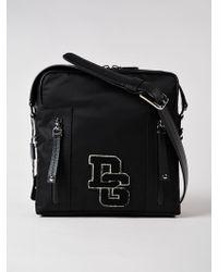 Dolce & Gabbana | Crossbody Bag Logo Dg Patch | Lyst