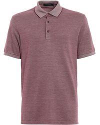 Ermenegildo Zegna - Polo Shirt - Lyst
