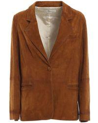 Golden Goose Deluxe Brand - Jacket Ermada - Lyst