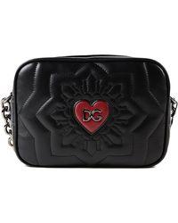 Dolce & Gabbana | Quilting Crossbody Bag | Lyst