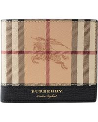Burberry - Credit Card Billfold - Lyst