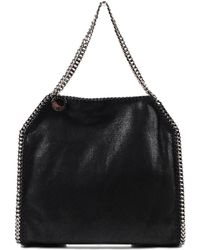 Stella McCartney - Small Tote Shaggy Deer Falabella - Lyst