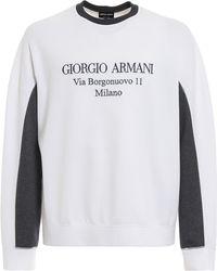 Giorgio Armani - Jumper - Lyst