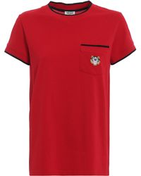KENZO - Tiger Crest Straight Tshirt - Lyst