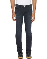 BLK DNM - Black Skinny Taper 5 Jeans - Lyst