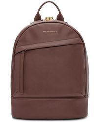 Want Les Essentiels De La Vie - Pink Mini Piper Backpack - Lyst