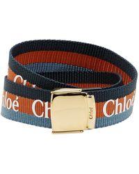 Chloé - ブルー Valmy ブレスレット - Lyst