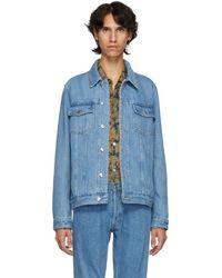 Éditions MR - Blue Denim Jacket - Lyst