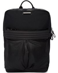 DIESEL - Black M Proof Backpack - Lyst