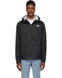 The North Face - Black Millerton Jacket - Lyst