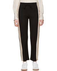 Étoile Isabel Marant | Black Dobbs Lounge Pants | Lyst
