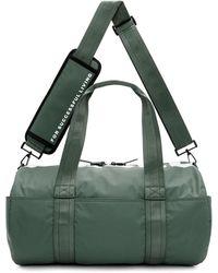 DIESEL - Green F-bold Duffle Bag - Lyst