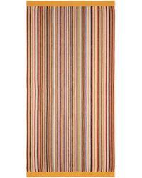 Paul Smith - Multicolor Striped Towel - Lyst