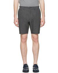 Nanamica - Grey Club Shorts - Lyst