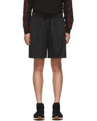Alexander Wang - Black Soccer Shorts - Lyst