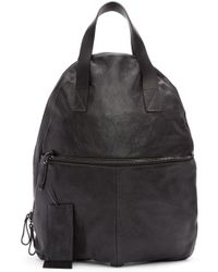 Marsèll - Black Leather Analaisa Backpack - Lyst