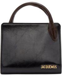 Jacquemus - Black Le Sac Bahia Bag - Lyst