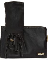 Undercover - Black Glove Clutch - Lyst