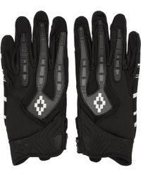 Marcelo Burlon - Black Villarrica Gloves - Lyst