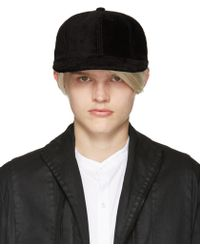 Attachment - Black Faux-fur Cap - Lyst