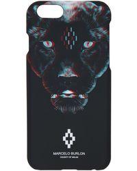 Marcelo Burlon - Black Rufo Iphone 6 Case - Lyst