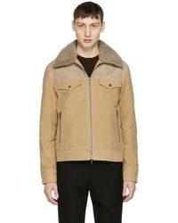 Rag & Bone - Tan Matthew Jacket - Lyst