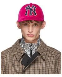 Gucci - Ny Cap - Lyst