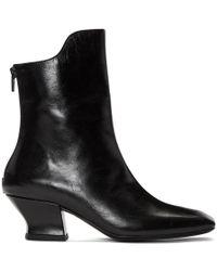 Dorateymur - Black Han Mid-calf Boots - Lyst