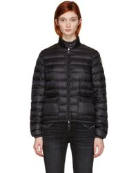 moncler lans jacket black
