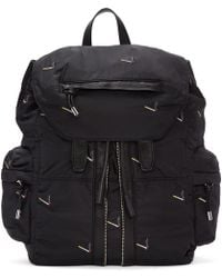 Alexander Wang - Black Marti Cigarette Backpack - Lyst