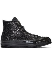 Converse - Black After Party Chuck 70 High Sneakers - Lyst