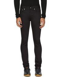 BLK DNM - Black Skinny '25' Jeans - Lyst