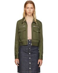 Rag & Bone - Green Pike Jacket - Lyst
