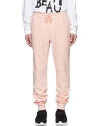 Rochambeau - Pink Core Jogger Lounge Pants - Lyst