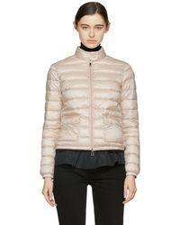 moncler jacket womens pink