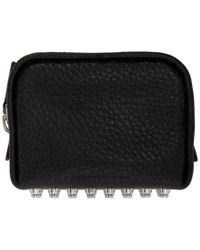 Alexander Wang - Black Fumo Coin Pouch - Lyst