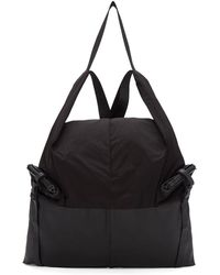 Côte&Ciel - Black Xm Memory Tech Ganges Backpack - Lyst