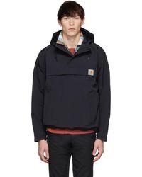 Carhartt WIP - Black Nimbus Pullover Jacket - Lyst